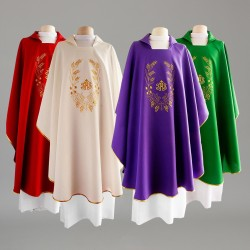 Gothic Chasuble 8272 - Green