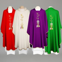 Gothic Chasuble 8282 - Red