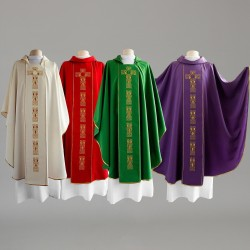 Gothic Chasuble 8312 - Purple
