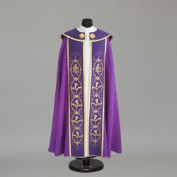 Gothic Cope 7571 - Purple
