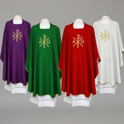 Gothic Chasuble 8338 - Purple
