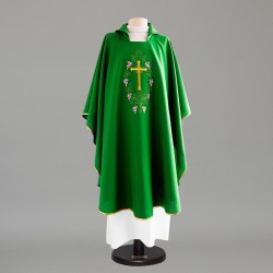 Gothic Chasuble 8342 - Green