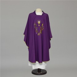 Gothic Chasuble 8383 - Purple