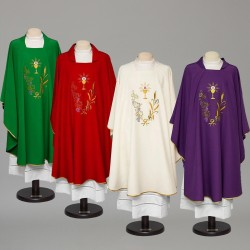 Gothic Chasuble 8386 - Green