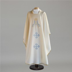Marian Gothic Chasuble 8412...