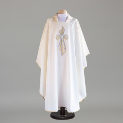 Gothic Chasuble 8427 - Cream