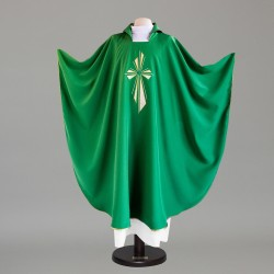 Gothic Chasuble 8428 - Green