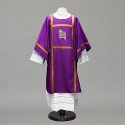 Dalmatic 8435 - Purple