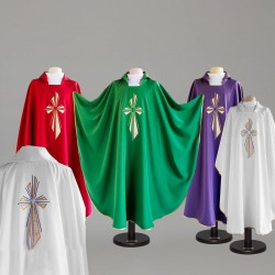 Gothic Chasuble 8473 - Red
