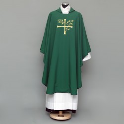 Gothic Chasuble 8517 - Green