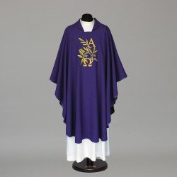 Gothic Chasuble 8520 - Purple