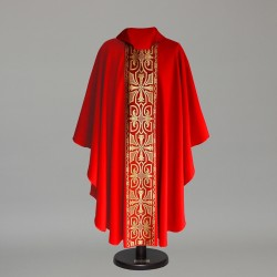 Gothic Chasuble 8529 - Red