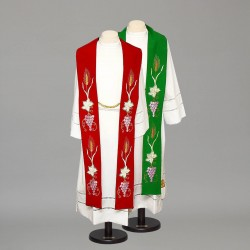 Gothic Stole 8554 - Green