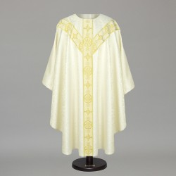 Gothic Chasuble 8561- Cream