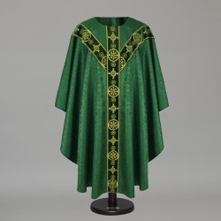 Gothic Chasuble 8562 - Green