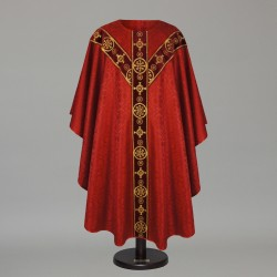 Gothic Chasuble 8563 - Red