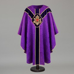 Gothic Chasuble 6361 - Purple