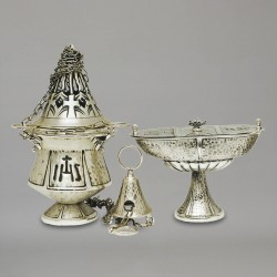 3-Piece Thurible Set 8586