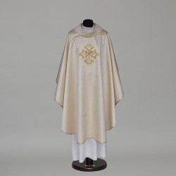 Gothic Chasuble 8611- Gold