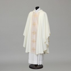Gothic Chasuble 8637 - Cream