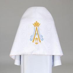 Marian Humeral Veil 8599 - White  - 1