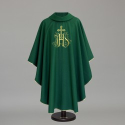 Gothic Chasuble 5977 - Green