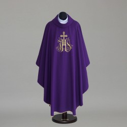 Gothic Chasuble 5978 - Purple
