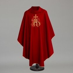 Gothic Chasuble 5979 - Red