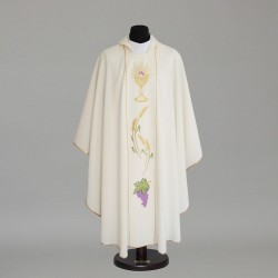 Gothic Chasuble 8722 - Cream