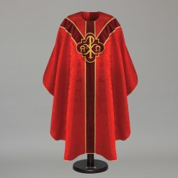 Gothic Chasuble 6364 - Red