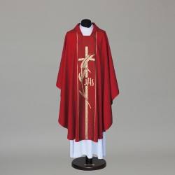 Gothic Chasuble 8724 - Red