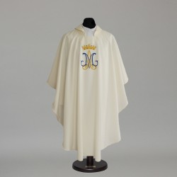 Gothic Chasuble 8726 - Cream