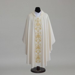 Gothic Chasuble 8728 - Cream