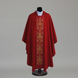 Gothic Chasuble 8730 - Red