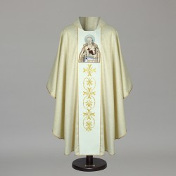 Gothic Chasuble 8732 - Gold