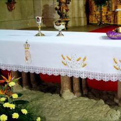 Marian Altar Cloth 8776