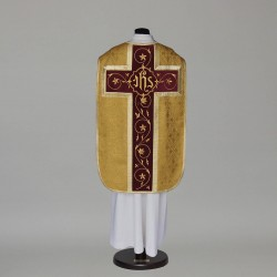 Roman Chasuble 2623 - Gold