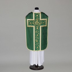 Roman Chasuble 8833 - Green