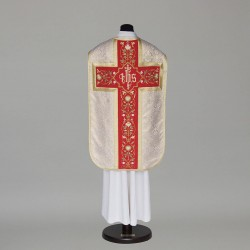 Roman Chasuble 8844 - Gold
