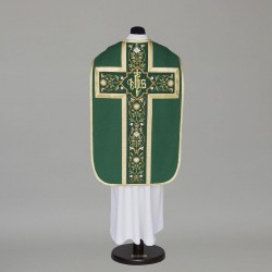 Roman Chasuble 8845 - Green
