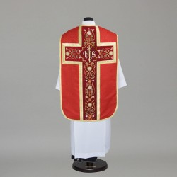 Roman Chasuble 8847 - Red