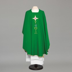 Gothic Chasuble 8871- Green