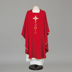 Gothic Chasuble 8872 - Red