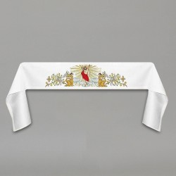Altar cloth 4291