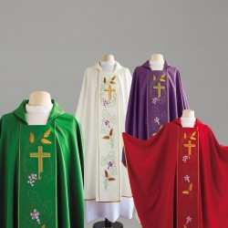 Gothic Chasuble 9016 - Red