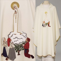 Marian Gothic Chasuble 9024...
