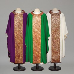 Gothic Chasuble 9032 - Purple