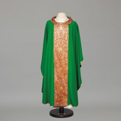 Gothic Chasuble 9034 - Green