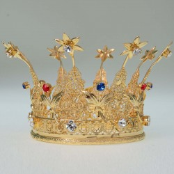 Our Lady Crown 9076