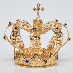 Our Lady Crown 9078